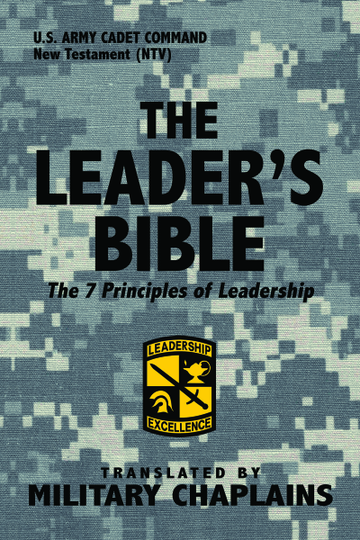 The Leader's Bible